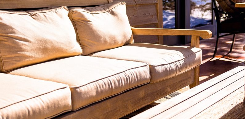 Outdoor Sofas which will cause you to wish to Lounge Forever