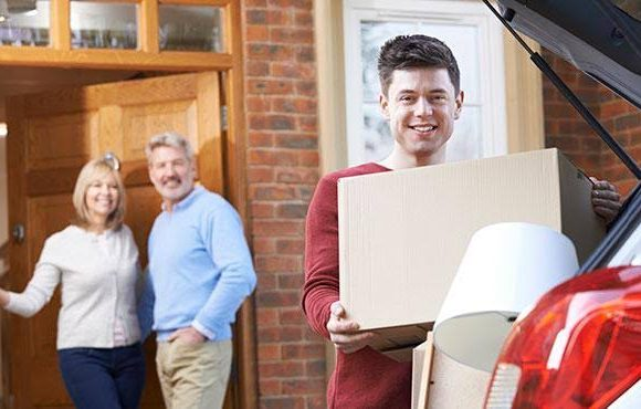 Empty Nesters: Rework or Sell?